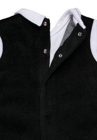 Jacky Baby - WAGENANZUG CLASSIC - Dupačky na spaní - black - 2