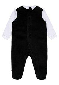 Jacky Baby - WAGENANZUG CLASSIC - Dupačky na spaní - black - 1