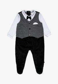 Jacky Baby - WAGENANZUG CLASSIC - Dupačky na spaní - black - 0