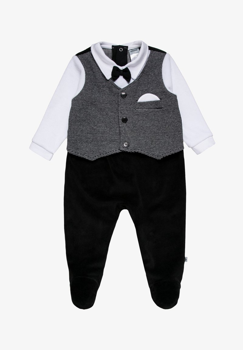 Jacky Baby - WAGENANZUG CLASSIC - Body - black