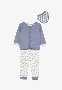 Jacky Baby - HAUNTED FOREST SET - Šátek - jeans blau - 6