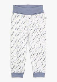 Jacky Baby - HAUNTED FOREST SET - Šátek - jeans blau - 2