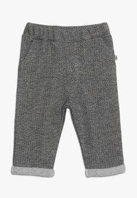 Jacky Baby - SET CLASSIC BOYS SUIT - Kostuum - schwarz/grau mélange - 2