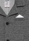 Jacky Baby - SET CLASSIC BOYS SUIT - Blazer jacket - schwarz/grau mélange