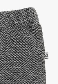 Jacky Baby - SET CLASSIC BOYS SUIT - Kostuum - schwarz/grau mélange - 3