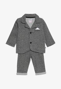 Jacky Baby - SET CLASSIC BOYS SUIT - Kostuum - schwarz/grau mélange - 5