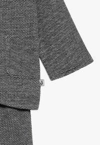 Jacky Baby - SET CLASSIC BOYS SUIT - Kostuum - schwarz/grau mélange - 4