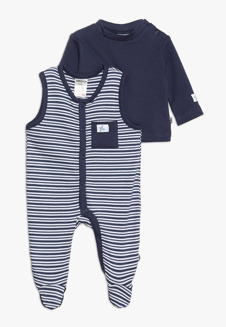 Jacky Baby - UP IN THE AIR SET - Body - blau