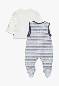 Jacky Baby - COUCOU MON PETIT SET - Grenouillère - off white - 1