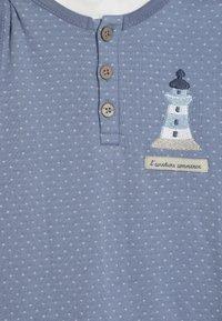 Jacky Baby - LAUFHOSEN SET - Jumpsuit - blau/off-white - 4