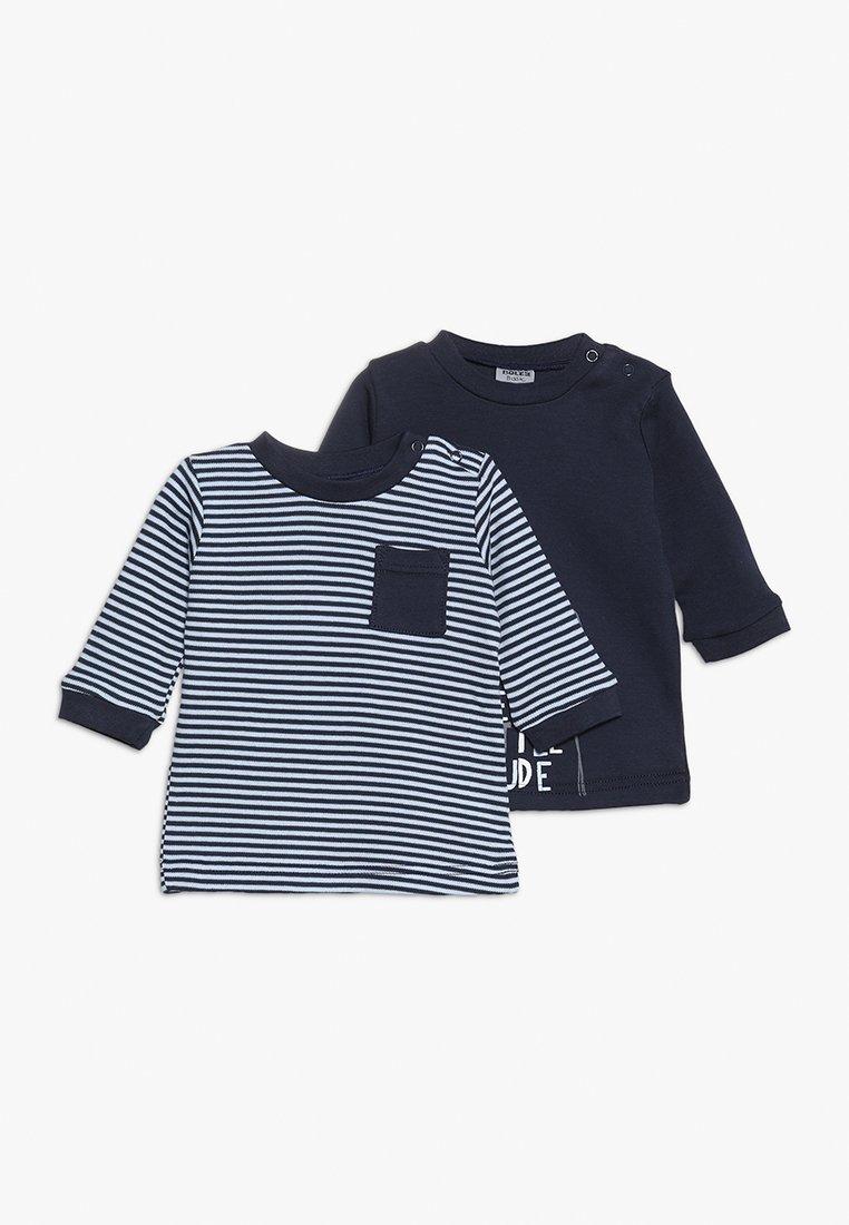 Jacky Baby - BOYS 2 PACK - Longsleeve - blue