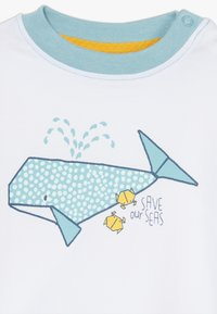 Jacky Baby - SAVE OUR SEAS  3 PACK - Printtipaita - white - 3