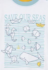 Jacky Baby - SAVE OUR SEAS  3 PACK - Printtipaita - white - 5