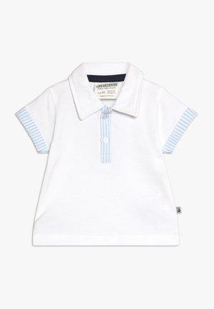 KURZARMCLASSIC BOYS - Polo shirt - weiß