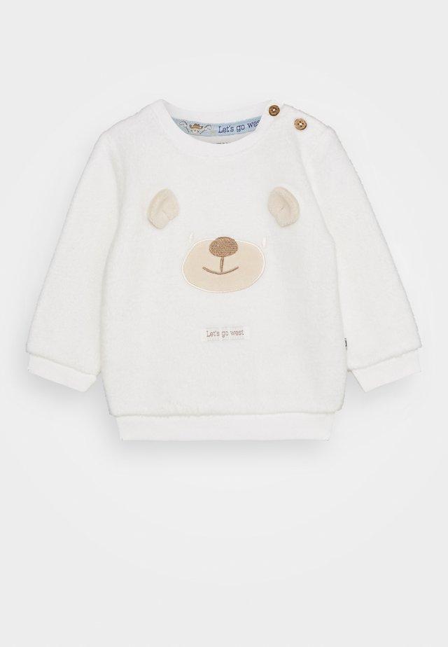 WILD WILD WEST - Sweatshirt - off-white