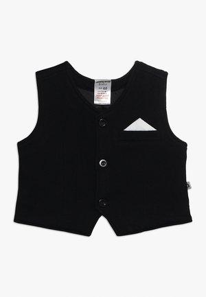 BOYS - Gilet elegante - schwarz