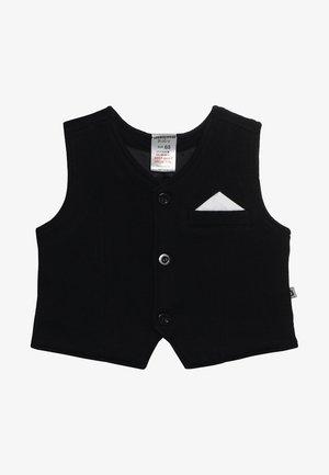 BOYS - Vesta do obleku - schwarz