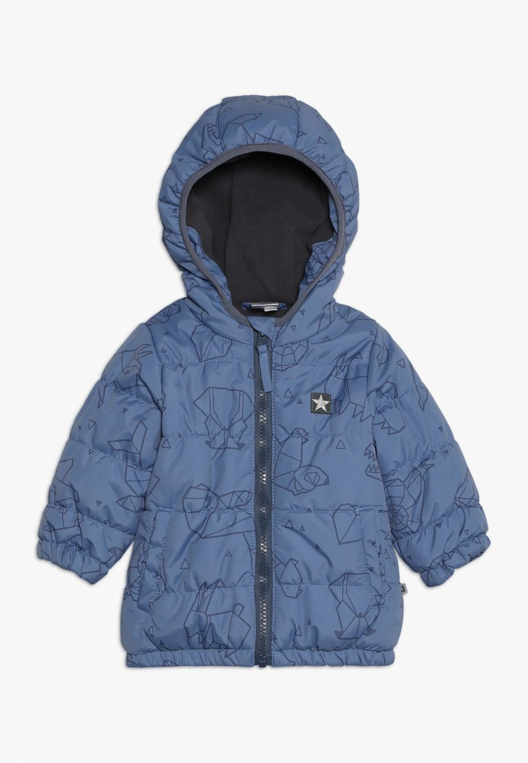 Jacky Baby - ANORAK OUTDOOR - Winter jacket - blue