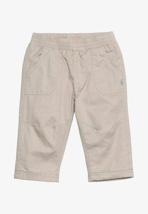 Pantalon classique - beige melange