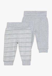 Jacky Baby - 2PACK - Tracksuit bottoms - grey - 0