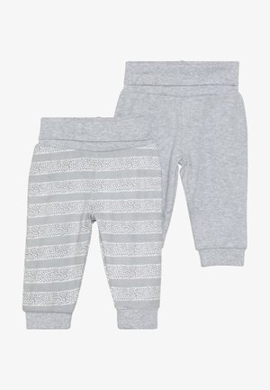2PACK - Tracksuit bottoms - grey