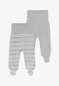 Jacky Baby - 2 PACK - Trousers - grey - 3