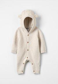 Jacky Baby - HELLO WORLD - Overall / Jumpsuit - beige melange - 0