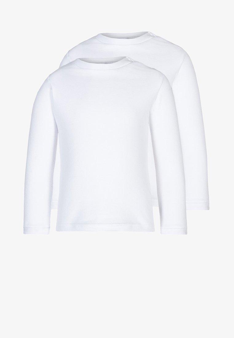 Jacky Baby - 2 PACK - Long sleeved top - weiß
