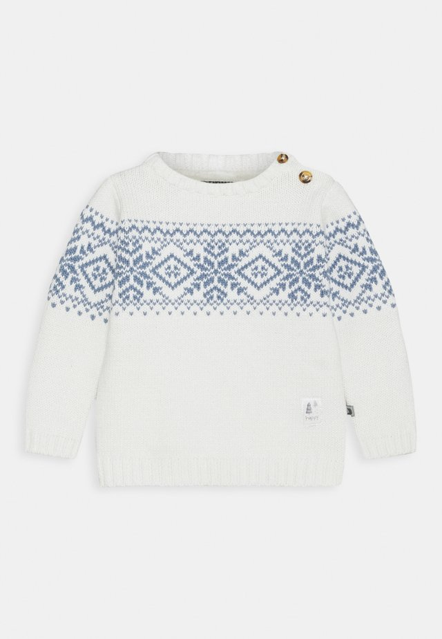 HAUNTED FOREST UNISEX - Jumper - off white