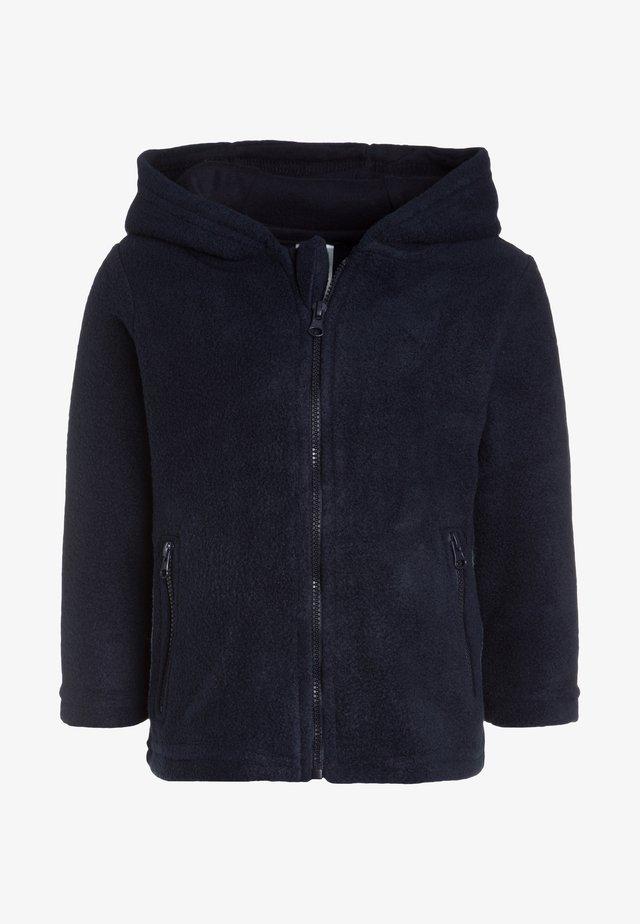 BASIC LINE  - Fleece jacket - marine