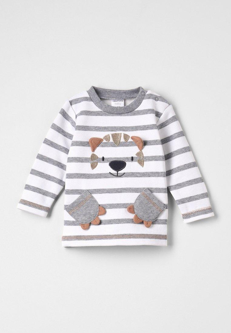 Jacky Baby - WILD JUNGLE - Sweatshirt - graumélange