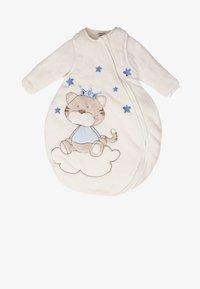 Jacky Baby - Geschenk zur Geburt - weiß - 0