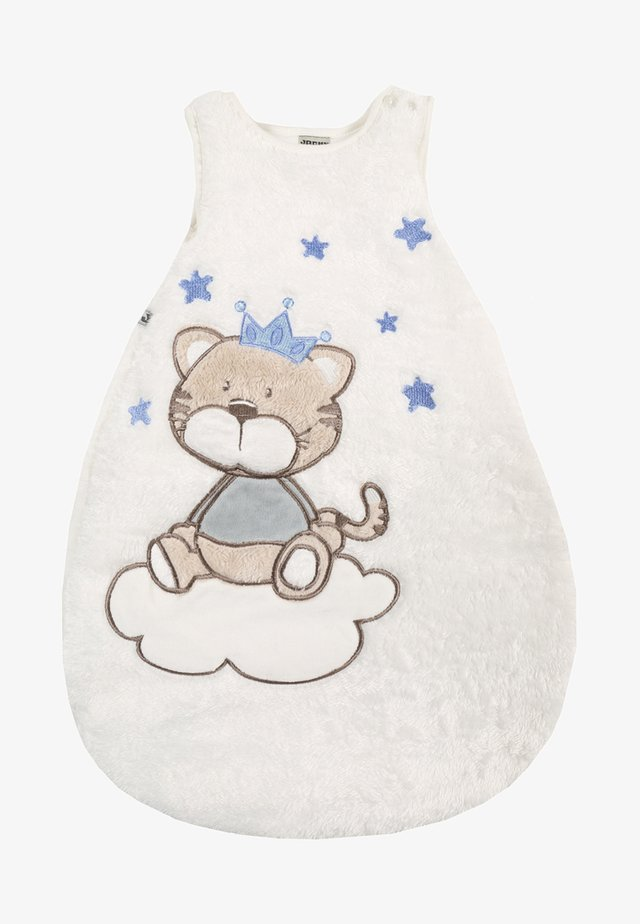 Baby sleepsuits - weiß
