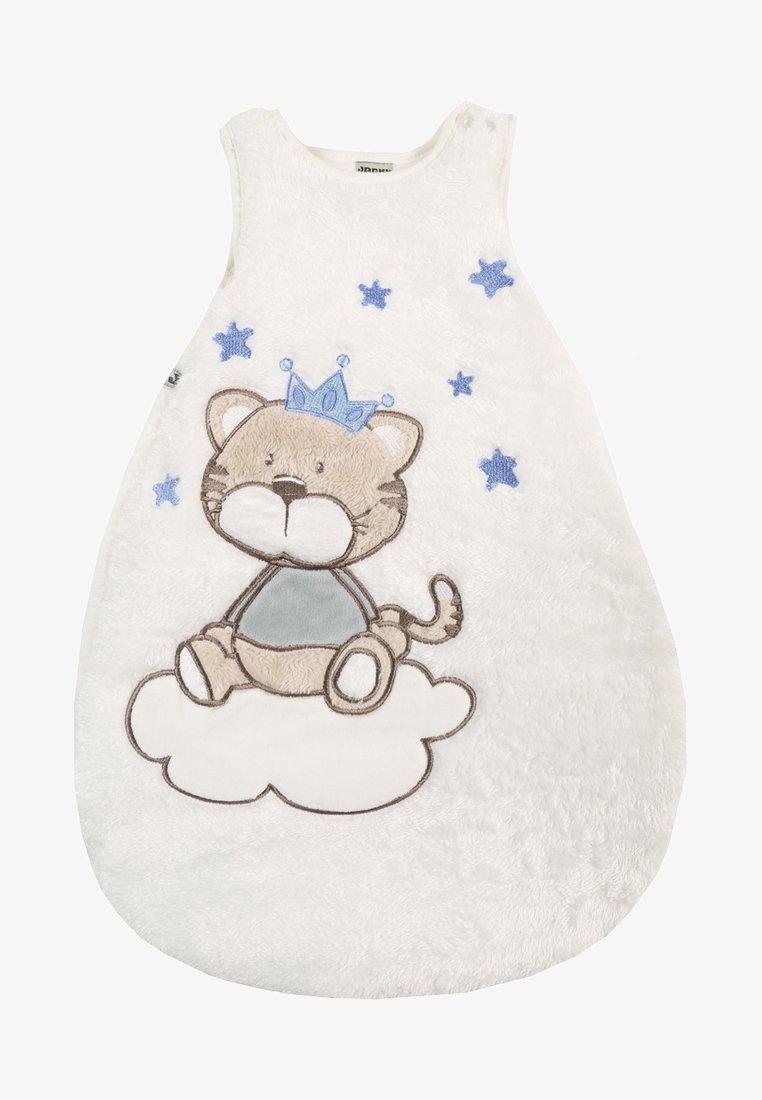 Jacky Baby - Nachtwäsche Schlafsack - weiß