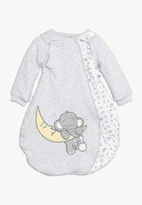 Jacky Baby - Dětský spací pytel - hellgrau melange - 0