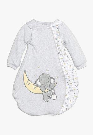 Dětské oblečení na spaní - hellgrau melange