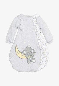 Jacky Baby - Dětský spací pytel - hellgrau melange - 4