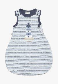 Jacky Baby - UNWATTIERT ÄRMELLOS COUCOU MON PETIT - Dětské oblečení na spaní - blue - 0