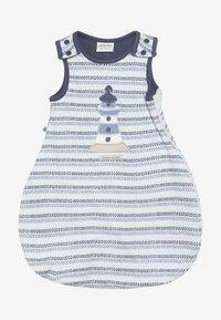 Jacky Baby - UNWATTIERT ÄRMELLOS COUCOU MON PETIT - Dětské oblečení na spaní - blue - 3
