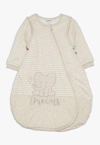 Jacky Baby - BABY - Geboortegeschenk - beige melange - 0