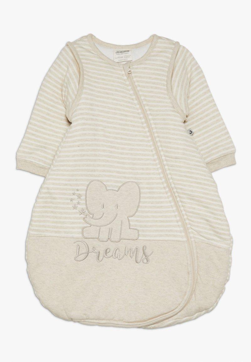 Jacky Baby - BABY - Geboortegeschenk - beige melange
