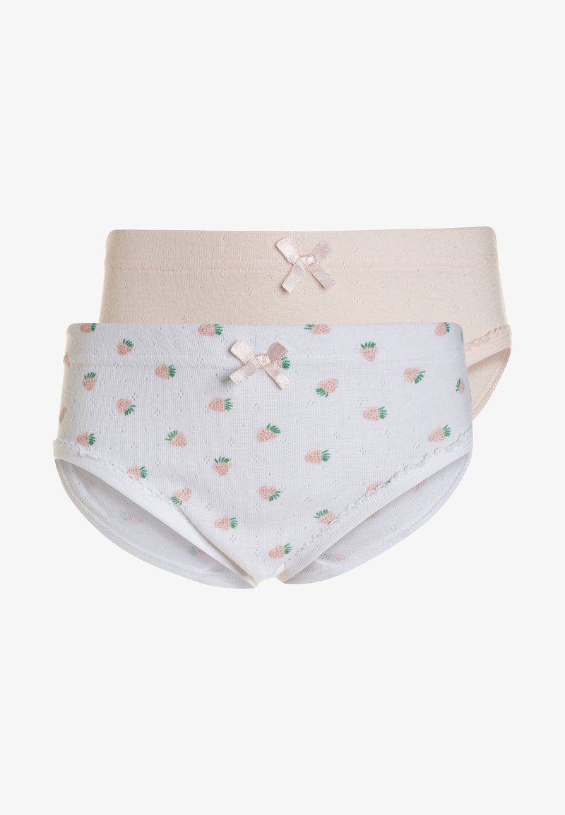 Jacky Baby - BRIEF AJOUR GIRLS 2 PACK  - Briefs - rose
