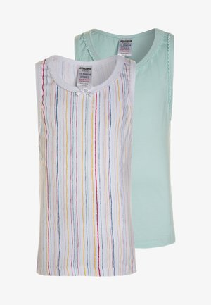 VEST STRIPES GIRLS 2 PACK - Tílko - multicolor