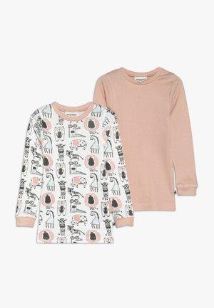ANIMALS 2 PACK - Unterhemd/-shirt - light pink