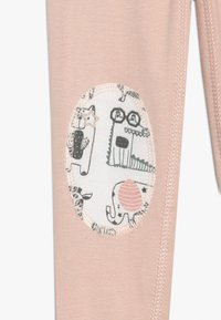 Jacky Baby - GREEN JOHN ANIMALS 2 PACK - Dlouhé spodní prádlo - light pink - 4