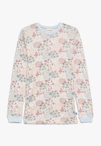 Jacky Baby - LONG FLOWERS 2 PACK - Unterhemd/-shirt - light blue - 3