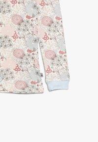 Jacky Baby - LONG FLOWERS 2 PACK - Unterhemd/-shirt - light blue - 0