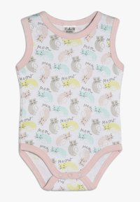 Jacky Baby - ACHSELFORM GIRLS 3 PACK - Body - light pink - 2
