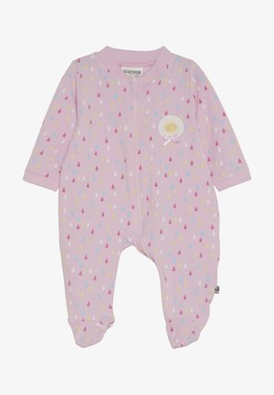 SCHLAFANZUG COME RAIN OR SHINE - Pyjama - pink