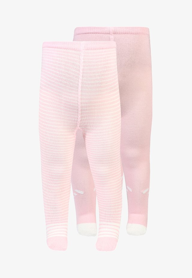 BABY 2 PACK  - Tights - rosa